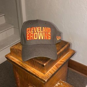 Cleveland Browns New Era Hat